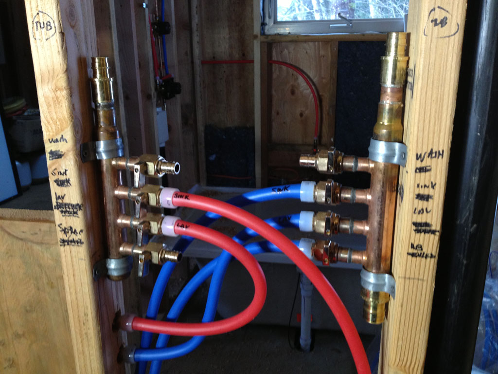 Plumbing supply side peacecrops for How much does pex cost